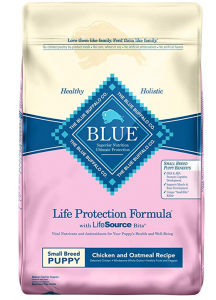 Blue Buffalo Natural Dry Dog Food for Puppies