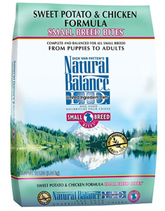 Natural Balance Limited Ingredient Diets Dry Dog Food -Chicken & Sweet Potato Formula
