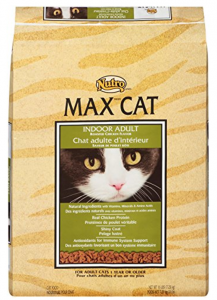 Nutro Max Cat Indoor Adult Roasted Chicken Flavor Dry Cat Food
