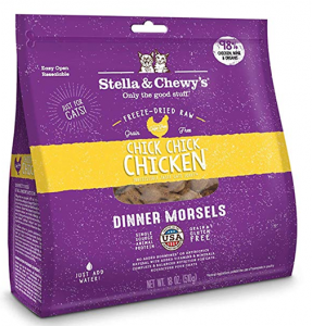 Stella & Chewys cat food