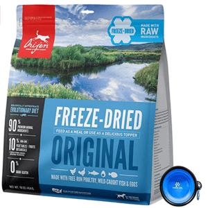 Orijen Freeze Dried Dog Food Snacks