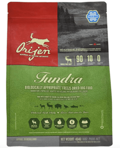Orijen Freeze Dried Tundra Formula for Dog