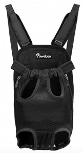 PAWABOO Pet Carrier Backpack for Dog