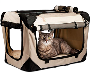 PetLuv Cat and small puppy foldable Carrier