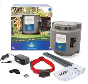 PetSafe Wireless Dog Fence system