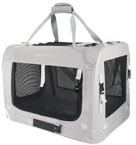 Petseek Extra Large Cat and medium dog Carrier
