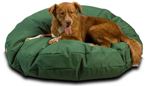 Snoozer Waterproof Round outdoor Pet Bed