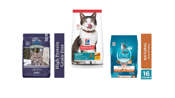 6 Best Soft Dry Cat Food – Guide 2020