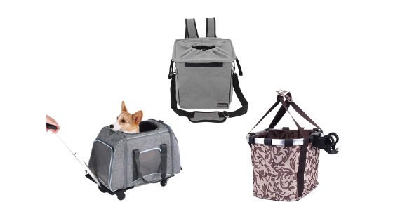8 Best Dog Carrier for the Bike | Review Guide 2020