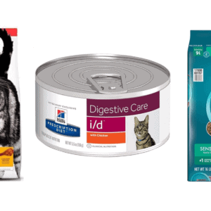 best cat food for diarrhea